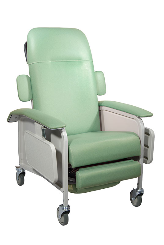Drive Medical Clinical Care Jade Geri Chair Recliner