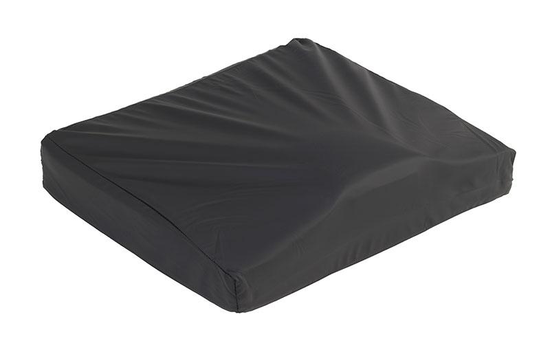 Drive Medical Titanium Gel/Foam Wheelchair Cushion 18