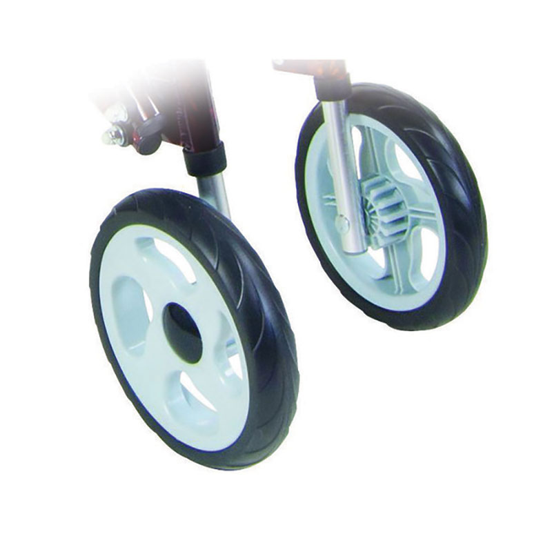 Drive Medical Non-Swivel Front Wheels for Nimbo
