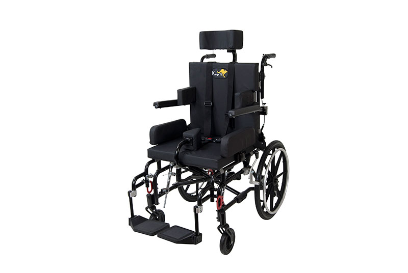 Drive Medical Kanga TS Pediatric Tilt In Space Wheelchair 16