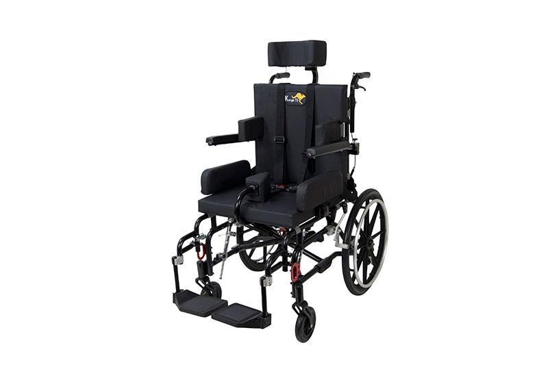 Drive Medical Kanga TS Pediatric Tilt In Space Wheelchair 18
