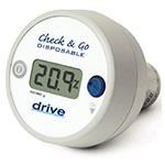 Drive Medical O2 Analyzer with 3 Digit LCD Display thumbnail