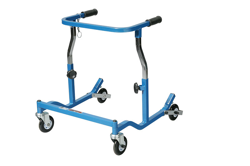 Drive Medical Pediatric Blue Anterior Safety Roller