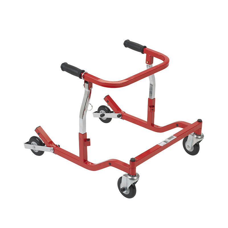 Drive Medical Tyke Red Anterior Safety Roller