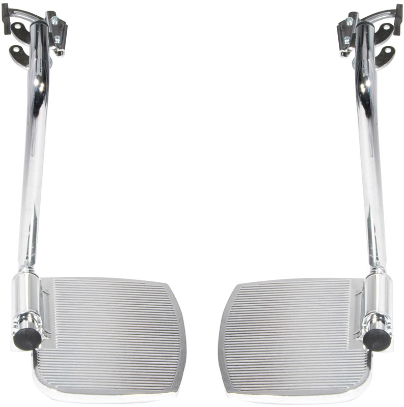 Drive Medical Swing-Away Footrests for Sentra EC Heavy Duty PHSF