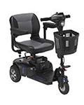 Drive Medical Phoenix 3 Wheel Heavy Duty Scooter thumbnail