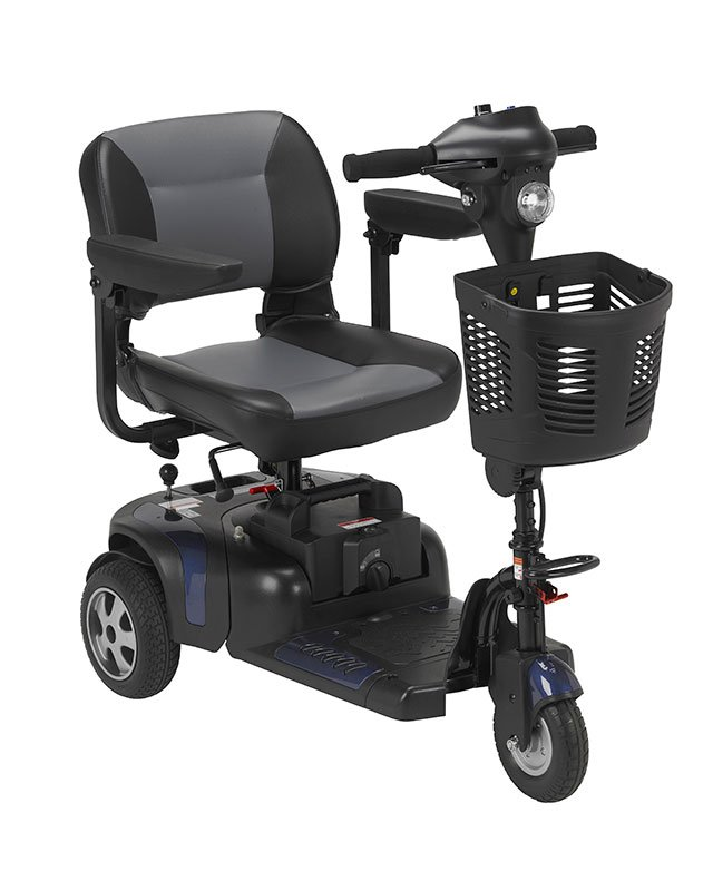 Drive Medical Phoenix 3 Wheel Heavy Duty Scooter