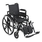 Drive Medical Viper Plus GT Adj Desk Arm & Leg Rest PLA416FBDAARADELR thumbnail