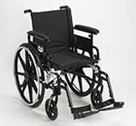 Drive Medical Viper Plus GT Adj Full Arm & Footrest PLA416FBFAARADSF thumbnail