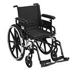 Drive Medical Viper Plus GT Adj Full Arm & Footrest PLA418FBFAARADSF thumbnail
