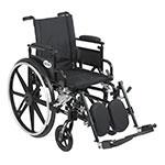 Drive Medical Viper Plus GT Adj Desk Arm & Leg Rest PLA420FBDAARADELR thumbnail