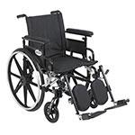 Drive Medical Viper Plus GT Adj Full Arm & Leg Rest PLA420FBFAARADELR thumbnail