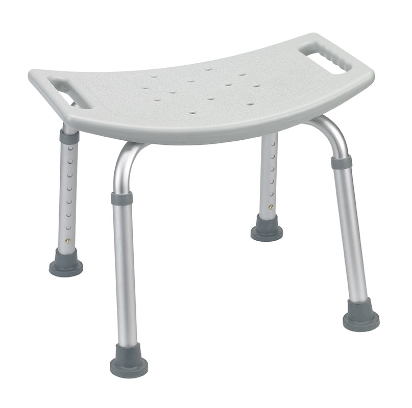Drive Medical Grey Bathroom Safety Shower Tub Bench Chair