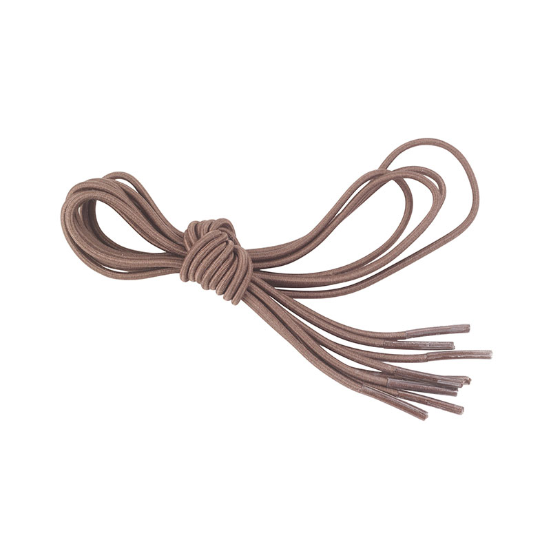 Drive Medical Brown Elastic Shoe and Sneaker Laces