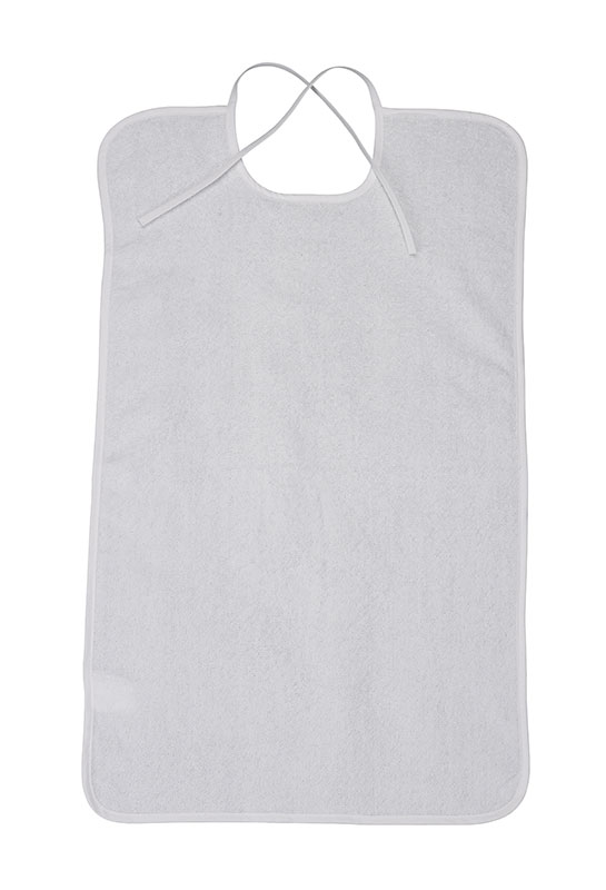 Drive Medical Lifestyle Terry Towel Bib RTL9101