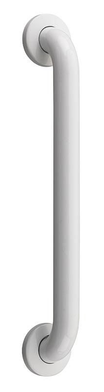 Drive Medical White Powder Coated No Drill Grab Bar RTLKT12218W