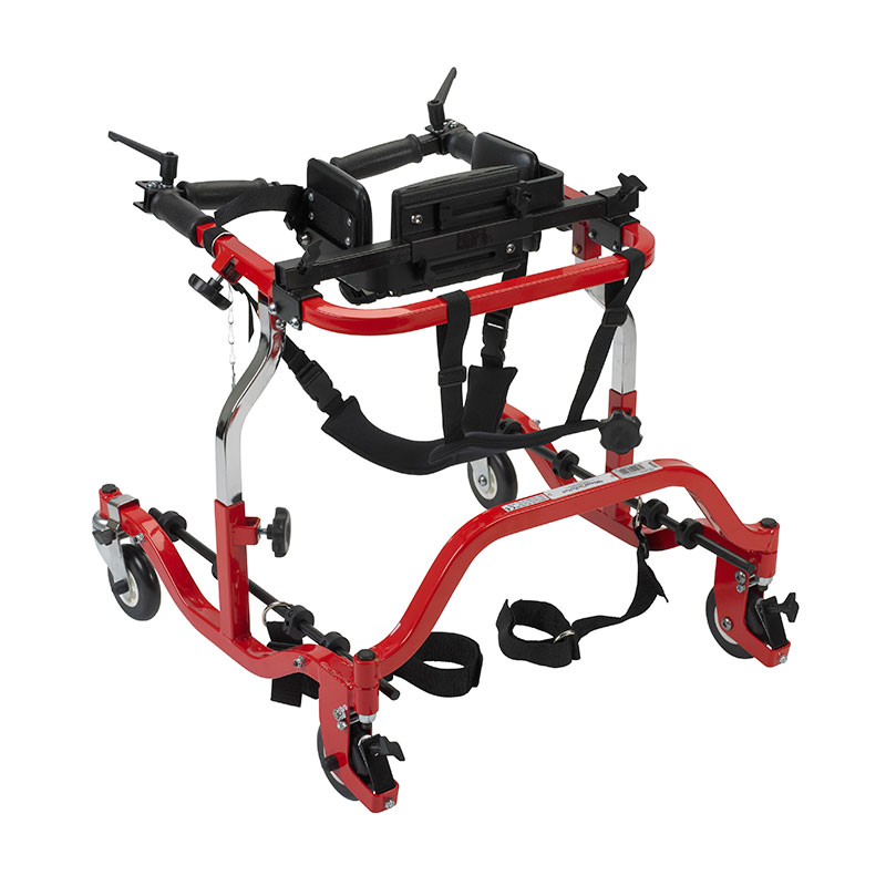 Drive Medical Tyke Star Red Posterior Gait Trainer