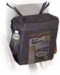 Drive Medical Large Deluxe Wheelchair Carry Pouch - STDS60051 thumbnail
