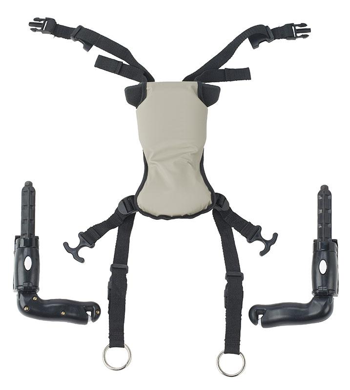 Drive Medical Hip Positioner and Pad for Trekker - Large