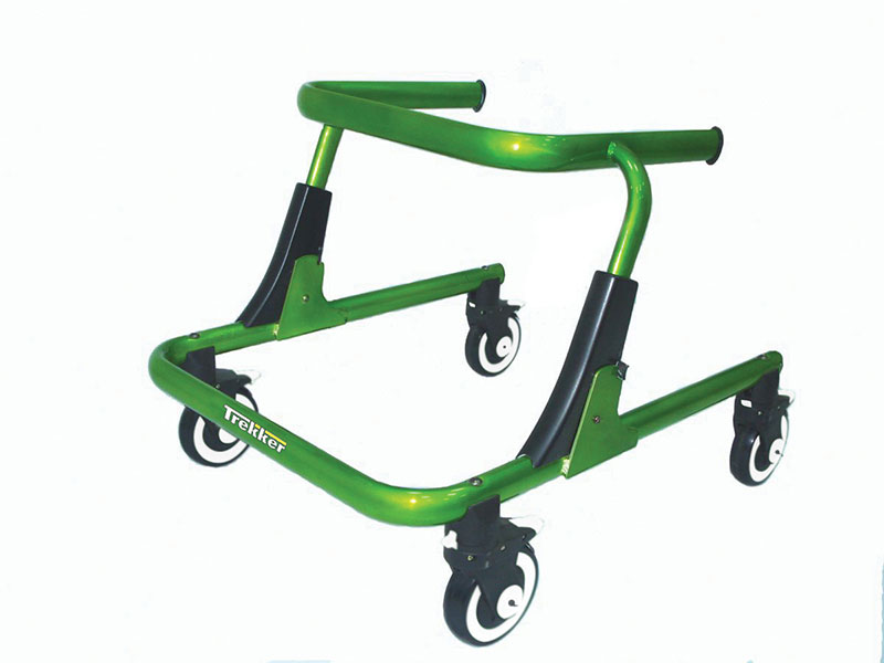 Drive Medical Junior Trekker Green Gait Trainer