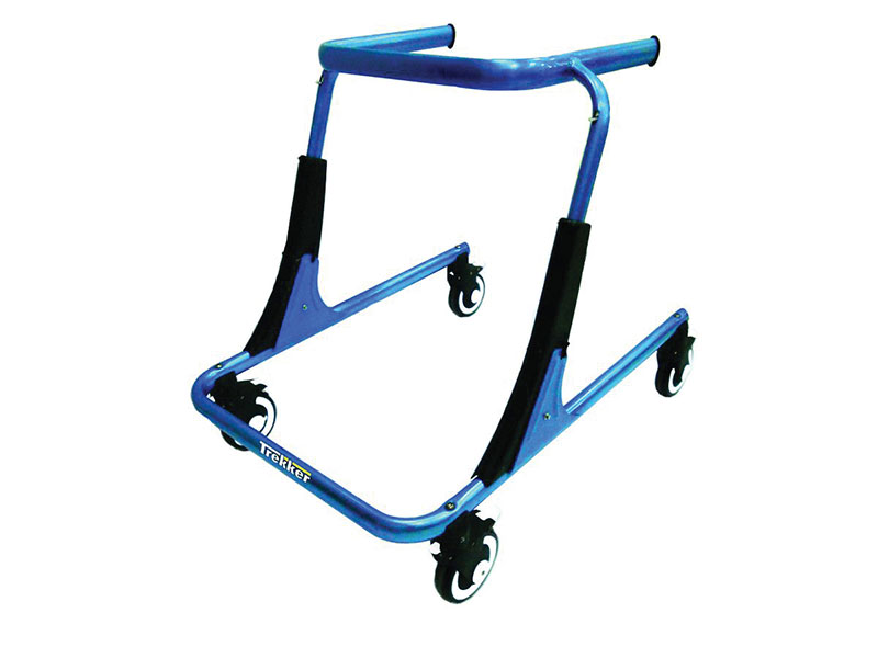 Drive Medical Youth Trekker Blue Gait Trainer