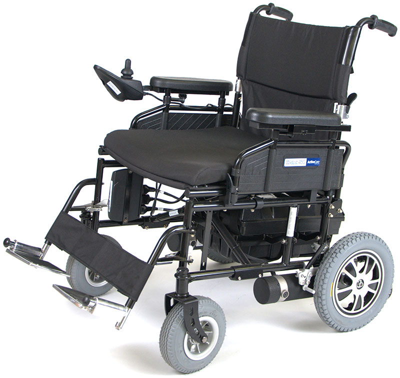 Drive Medical Wildcat 450 Heavy Duty Folding Power Wheelchair