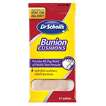 Dr. Scholl's Bunion Cushions With ComfortPlus - Pack of 6