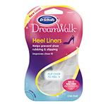 Dr. Scholl's DreamWalk Heel Liners For Her Pair
