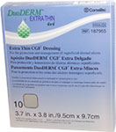 DuoDERM Extra Thin CGF Dressing 3.7