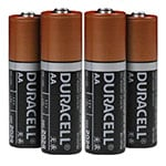 AA Batteries - Pack of 4