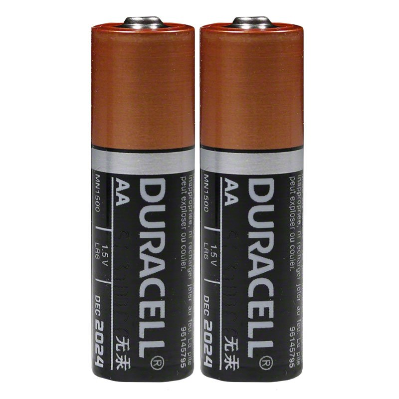 AA Batteries - Pack of 2