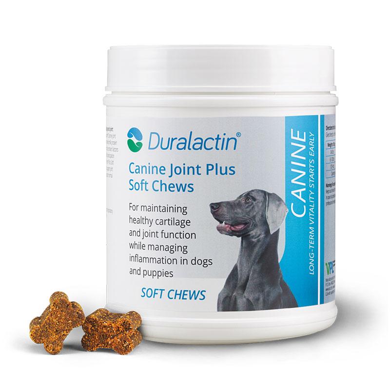 Duralactin Canine Joint Plus - 60 Soft Chews