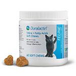Duralactin Feline + Fatty Acids - 60 Soft Chews