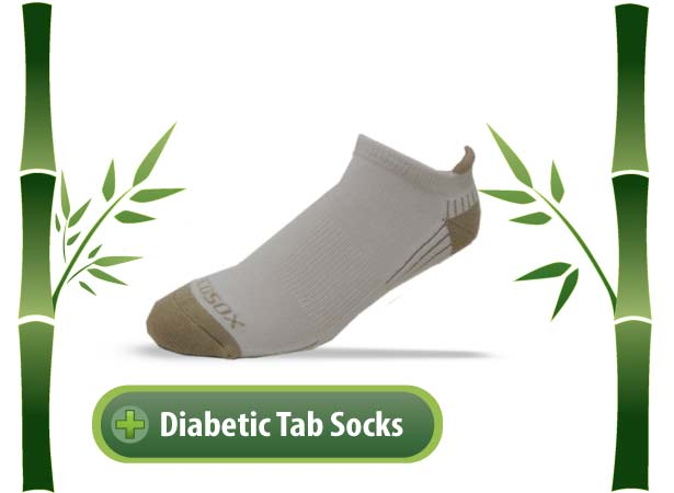 Ecosox Diabetic Tab Socks