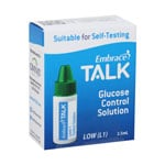 Embrace Talk Control Solution Low - 1 bottle