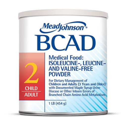Enfamil BCAD 2 Powder Non-GMO Formulation Vanilla Scent 1lb 4-Pack
