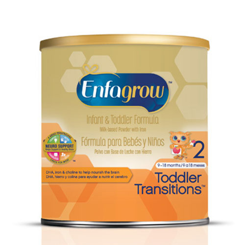 Enfamil Enfagrow Toddler Transitions Formula 21oz 4-Pack