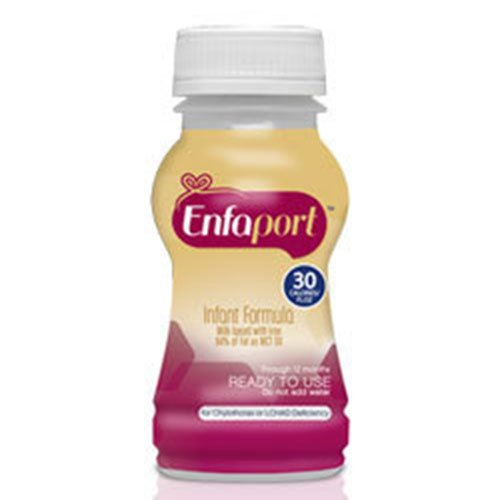 Enfamil Enfaport Lipil Ready To Use Infant Formula 6oz Pack of 24