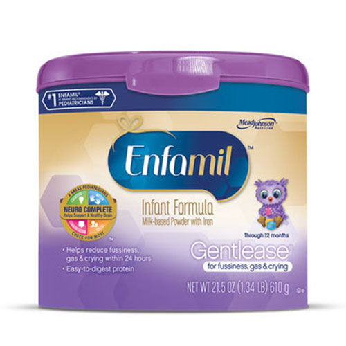 Enfamil Gentlease Toddler Transitions Powder 21.5oz Each