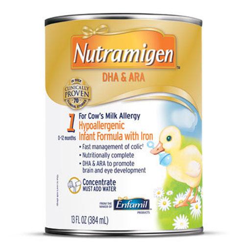 Enfamil Nutramigen Infant Formula With Lipil Concentrate Pack of 48