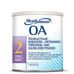 Enfamil OA 2 Metabolic Powder For Children & Adults 1lb Each thumbnail