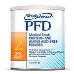 Enfamil PFD 2 Non GMO Metabolic Powder For Children & Adults 1lb Each