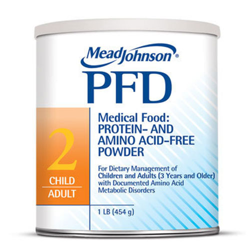 Enfamil PFD 2 Non GMO Metabolic Powder Children & Adults 1lb 4-Pack