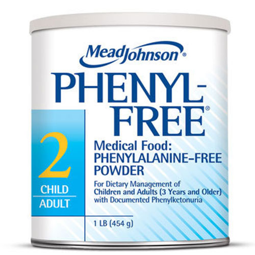 Enfamil Phenyl-Free 2 Metabolic Non-GMO Diet Powder 1lb Each