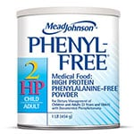 Enfamil Phenyl-Free 2Hp Non-GMO Diet Powder Vanilla 1lb Each thumbnail