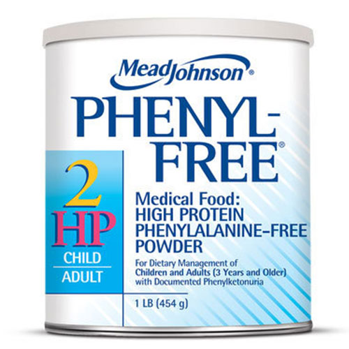 Enfamil Phenyl-Free 2Hp Non-GMO Diet Powder Vanilla 1lb Each