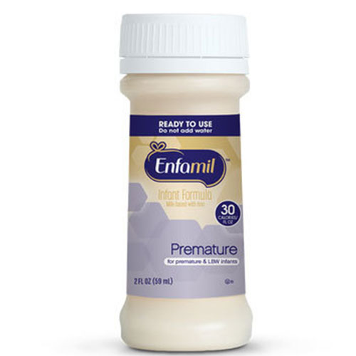 Enfamil Premature Infant Formula Iron Ready To Use 2oz Pack of 192