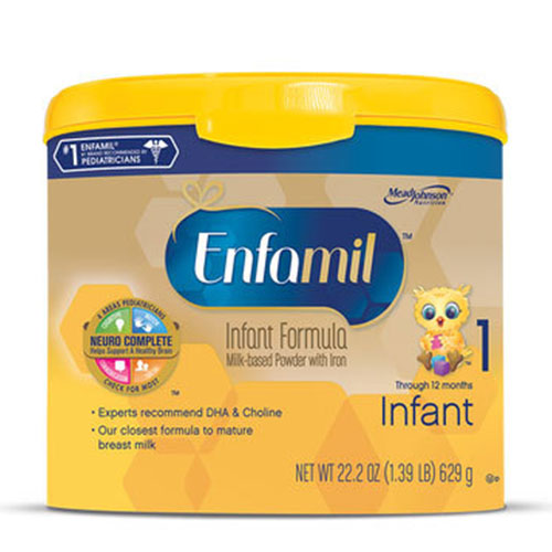 Enfamil Premium Infant Formula Powder 22.2oz 4-Pack