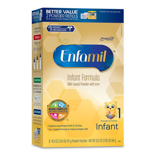 Enfamil Premium Infant Formula Powder Refill 33.2oz Each