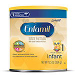 Enfamil Premium Milk Based Infant Formula Powder 12.5oz Pack of 6